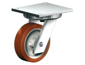 SWIVEL CASTOR - Stainless Steel Castors
