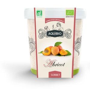 Sorbet BIO Abricot - Glaces biologiques