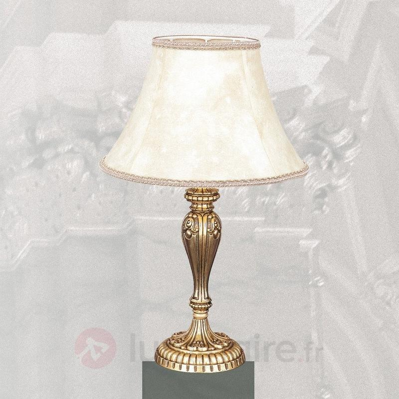 Charmante lampe à poser Versalles - Lampes à poser classiques, antiques