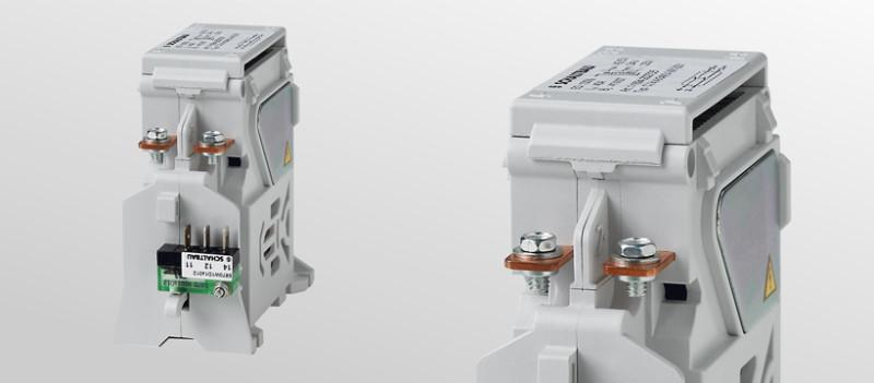 NO contactors C294 - Compact double pole NO contactors for voltages up to 1,000 V