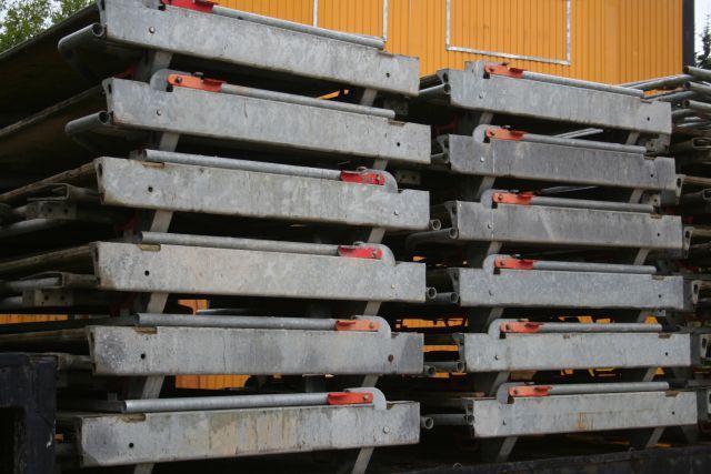 Schalungen - Übersicht - Peri ASG 160 Bühnen