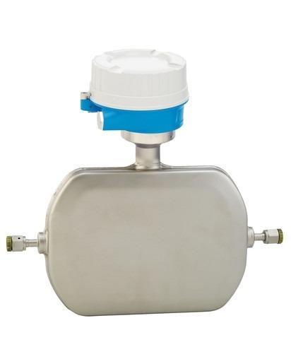 Proline Promass A 500 Misuratore di portata Coriolis - Misuratore di portata precisa con tubo singolo per piccole portate