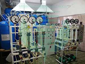 МЕЛЬДОНИЙ: эффективная технология и оборудование - МЕЛЬДОНИЙ: эффективная технология и электродиализная установка для производства.