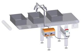 Industrial Applications - Efficient rotary atomisers and metering systems