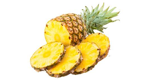 Pineapple - tropical fruit
