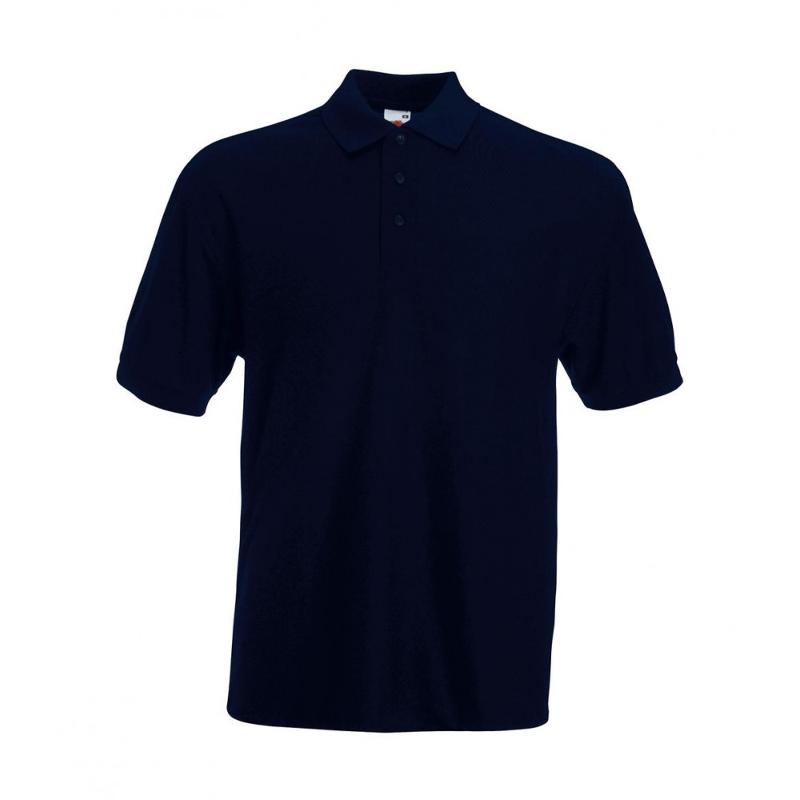 Polo Blended Fabric - Manches courtes