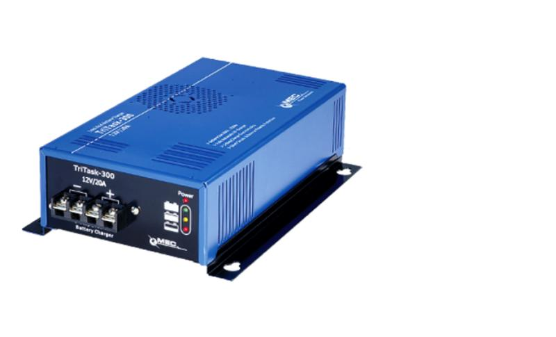 Lead-based-battery charger - TriTask-300