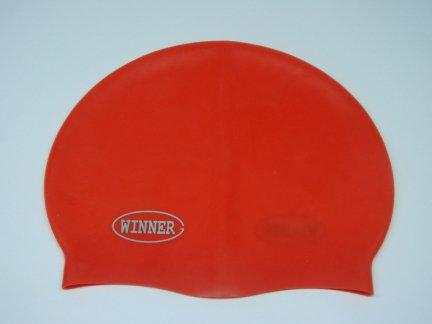 Czepek SILICONE SOLID CAP - null