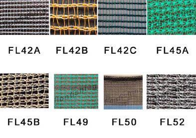 Knotless nets - PE knotless nets-4