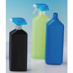 Flacons PE-PET-PVC - TRIGGER 1.5L PE – RECTANGLE