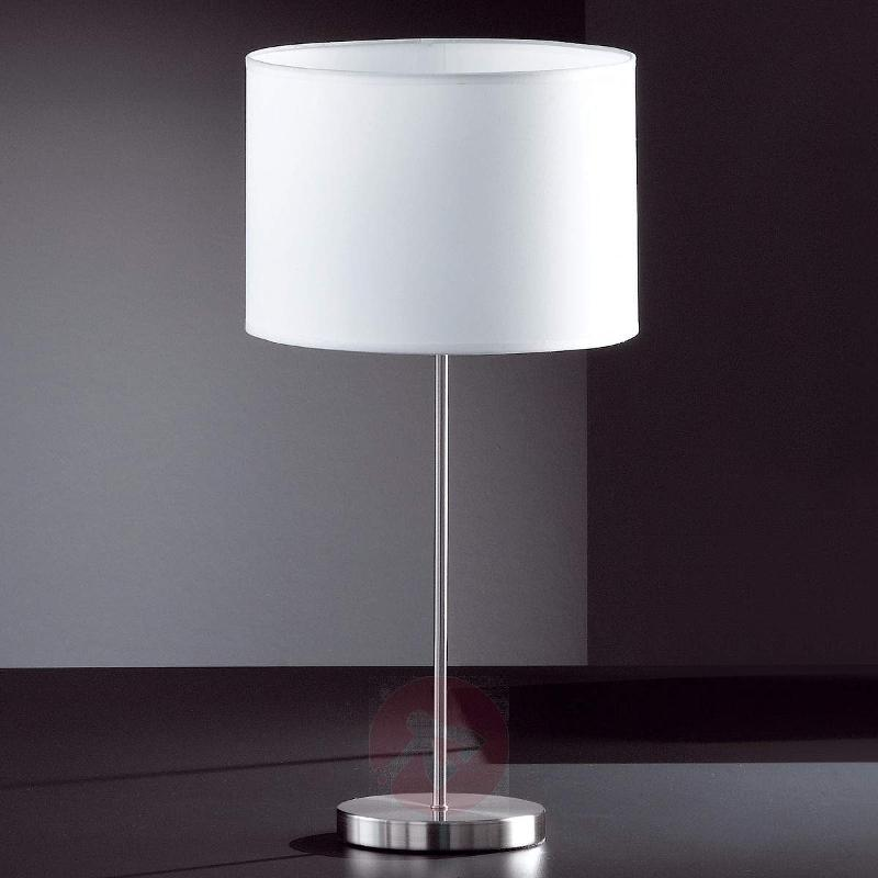 Loft Fabric Table Light Simple - Table Lamps