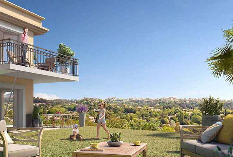 New apartments for sale La Colle sur Loup - Real Estate