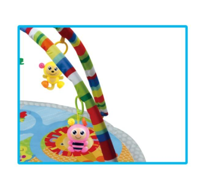 High Quality Activity Crawling Gym Mat Baby PlayMat - Baby Playmat