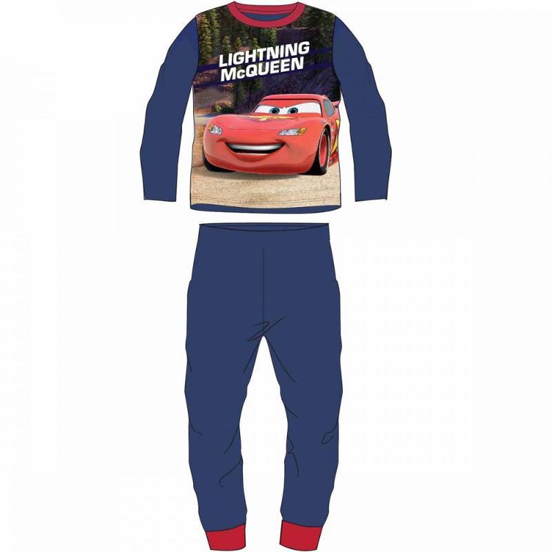 12x Pyjamas polaires Cars du 2 au 8 ans - Pyjama