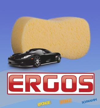 Spugna auto Ergos