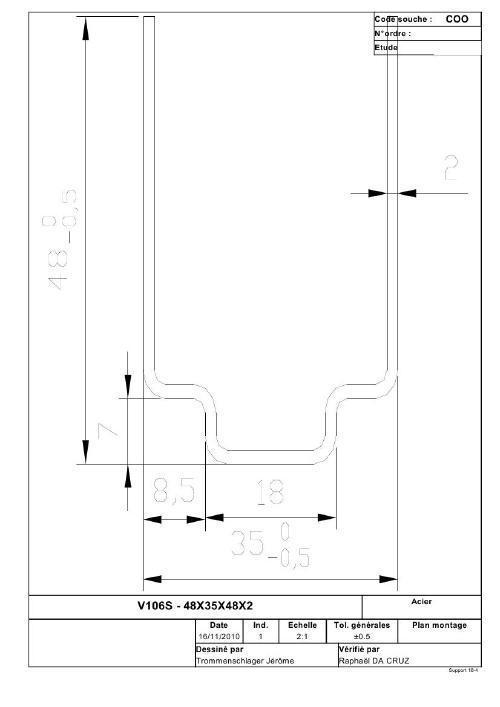 Kömmerling 4563 V106-S - null