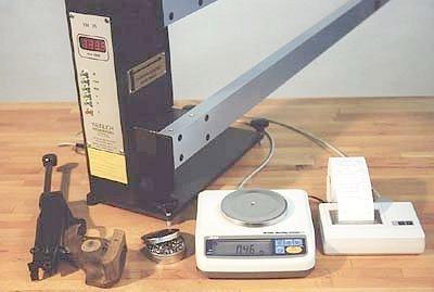 VM velocity meter for flying objects / Bullet velocity meter - Bullet speedometers