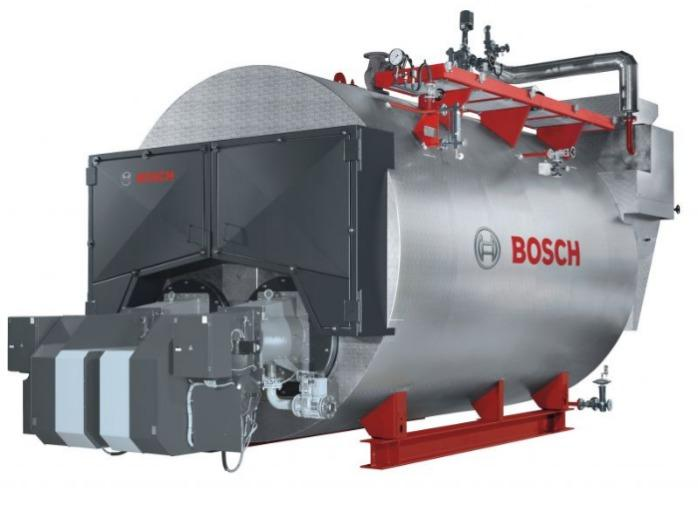 Bosch Steam boiler - ZFR, ZFR-X series - Bosch Steam boiler / oil / gas / fire tube - ZFR, ZFR-X series