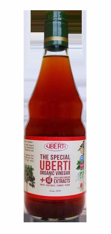 Vinaigre de cidre Spécial Uberti aux 50 extraits végétaux