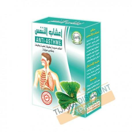 Anti-asthme - Herbes & plantes naturelles