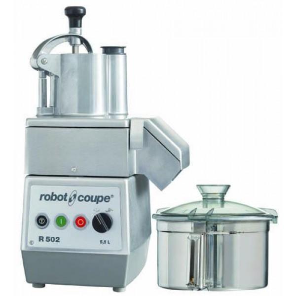 COMBINÉS : CUTTER & COUPE-LÉGUMES - R 502 - Combinés: cutter & coupe-légumes - ROBOT COUPE