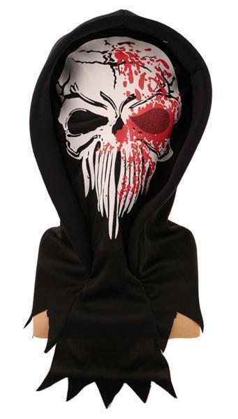 Masque squelette - null