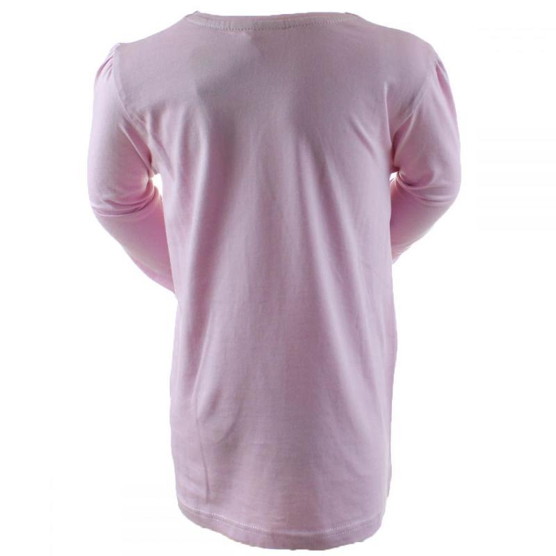 12x T-shirts manches longues Minnie du 2 au 8 ans - T-shirt et polo manches longues