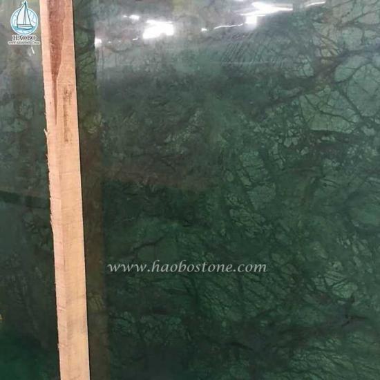 Big Flower Green Granite Slabs Tiles - Slabs And Tiles