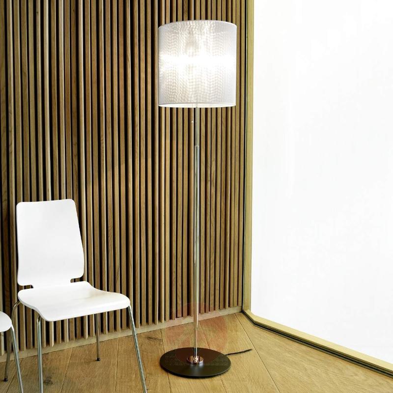 Striking designer floor lamp - Floor Lamps