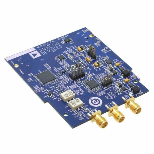 BOARD EVAL FOR AD9467 - Analog Devices Inc. AD9467-FMC-250EBZ