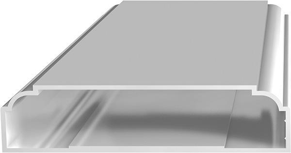 Aluminium Zaunlatten - null