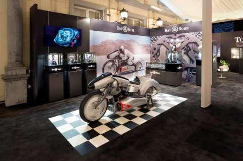 Bell&Ross - Project - Salon : Passion for watches