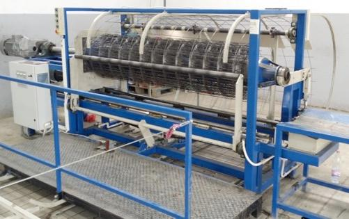 Wire mesh welding machine SUMAB -