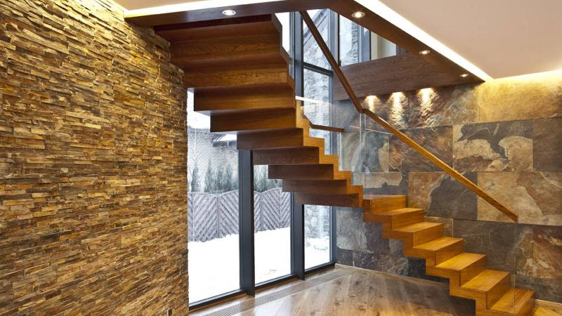 Stairs Faltwerk - Faltwerk glass