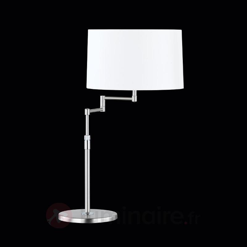 Lampe à poser Loop - Lampes à poser en tissu