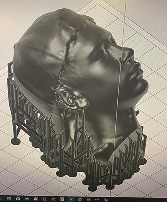 Piezas de Impresión 3D - Impresión Aditiva 3D-piezas industriales