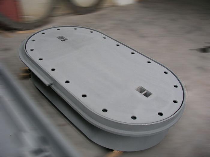 Offshore Stahlkomponenten -