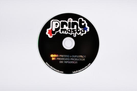 Impresión en discos CD/DVD y Blu Ray