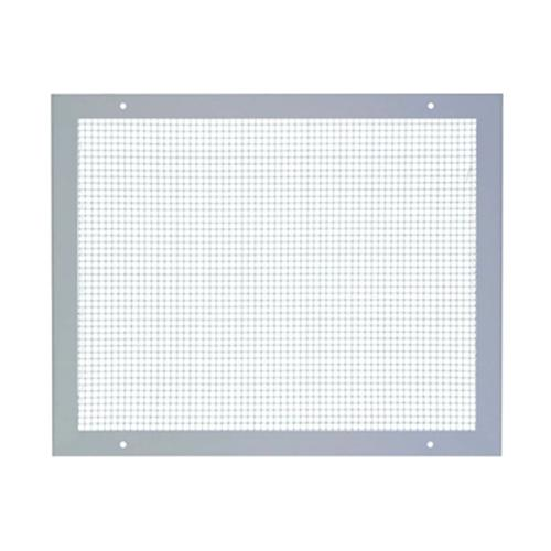 Ventilation grilles with mesh KWS - null