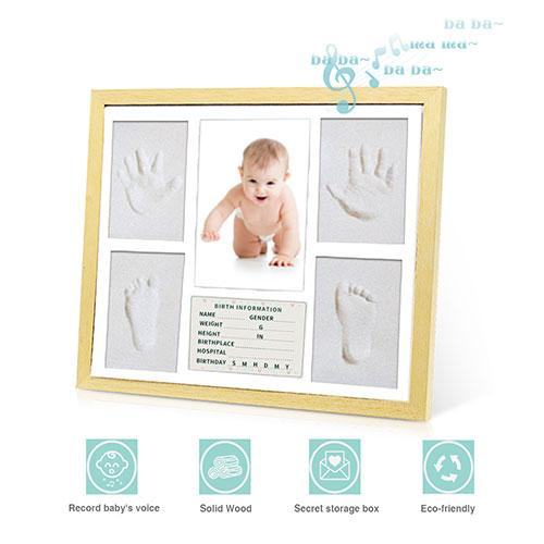 New birth baby voice recordable photo frame - Recordable Voice Frame