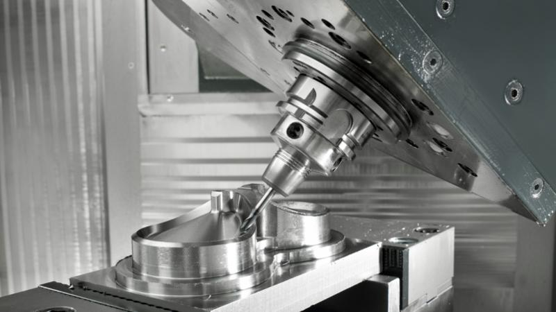 5-Axis Machining Centres - F series