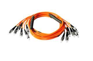 12 Cores FC bundle patch cords - 12 Cores FC bundle patch cords
