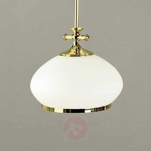 Empira Hanging Light Small Opal Glass 24 cm - Pendant Lighting