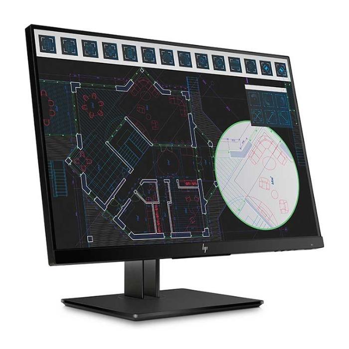 Monitory od HP - HP Monitory 1JS08A4#ABB Z24i czarny