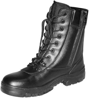 1 ZIPPER SPECIAL FORCES BOOTS