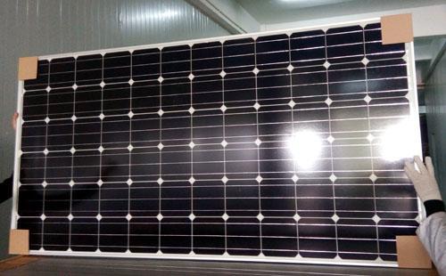 монокристаллическая солнечная панель 315w - чистая энергия, 25 лет жизни