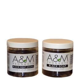 Black Soap Argan - null