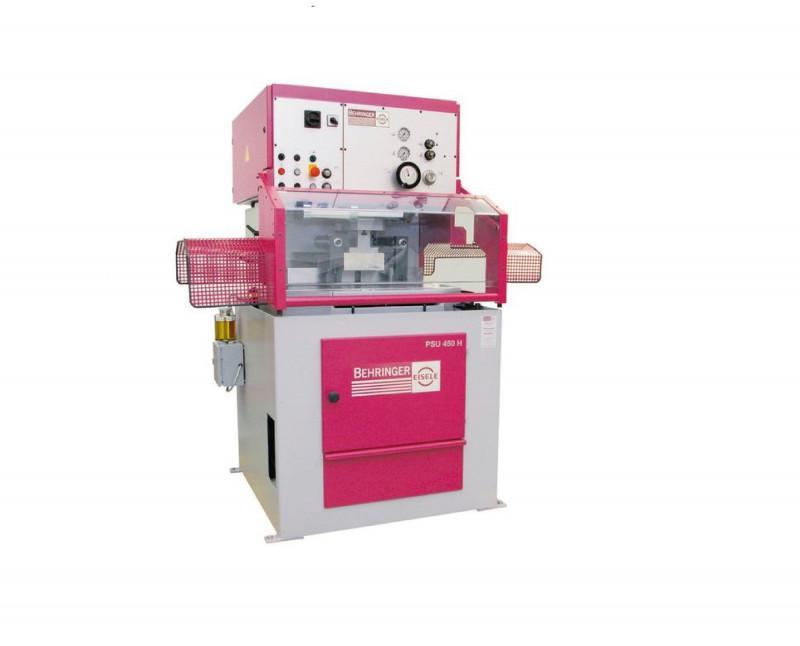 PSU 450 H – Metallkreissäge - PSU 450 H – Halbautomatische Metallkreissäge