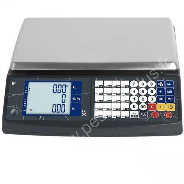 Balance commerciale XFOC-15K - Balances Commerciales
