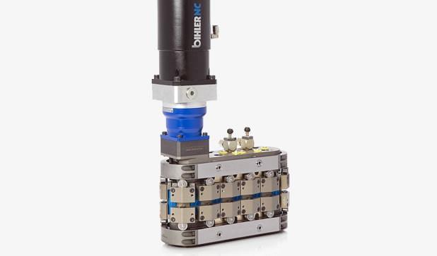 钳式送料机 RZV 2.1 - 钳式送料机 RZV 2.1